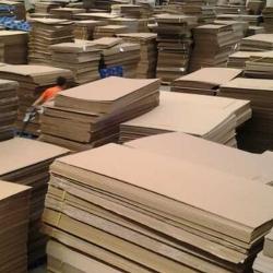 原料纸板仓库